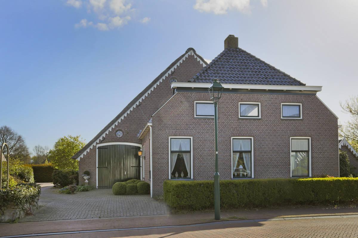 Verkocht: Hoofdstraat 10 - Hooghalen