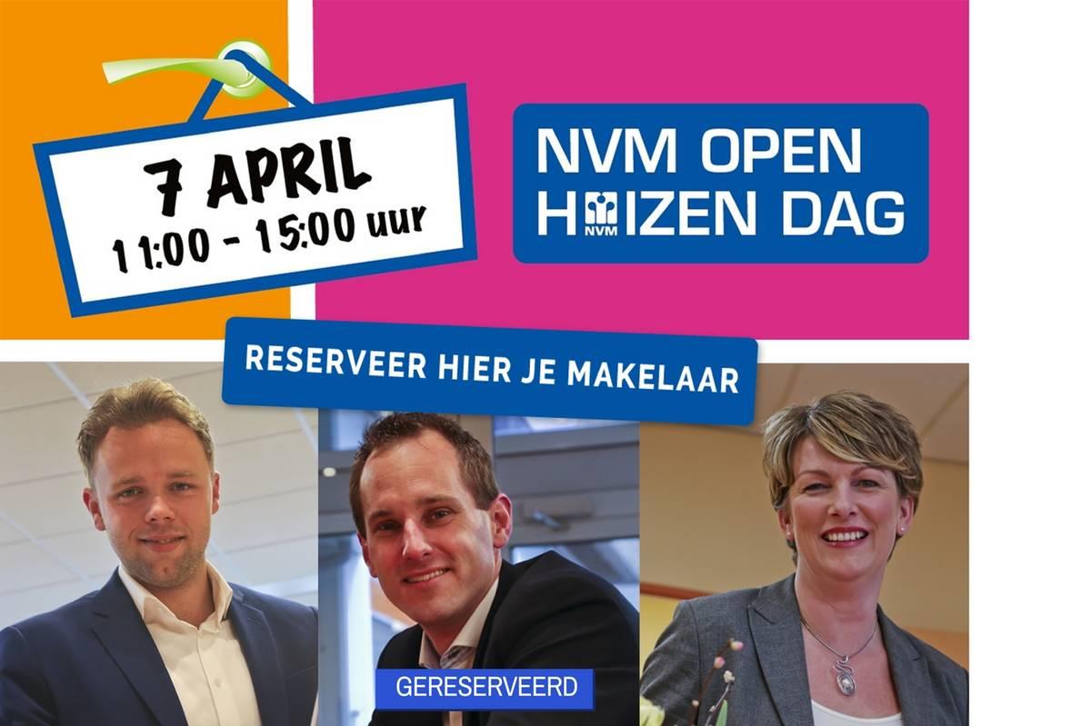NVM Open Huis