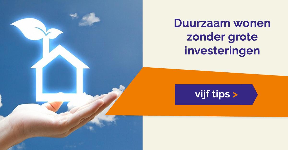 Vijf keer duurzaam wonen zonder grote investeringen