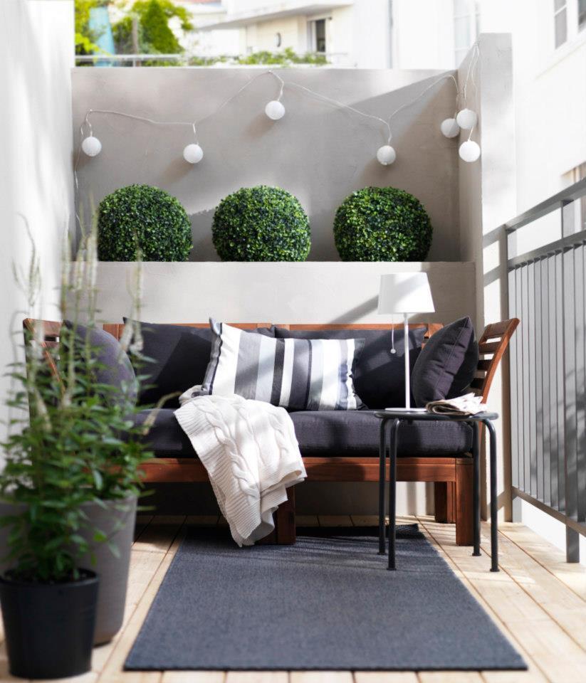Inspiratie voor je balkon