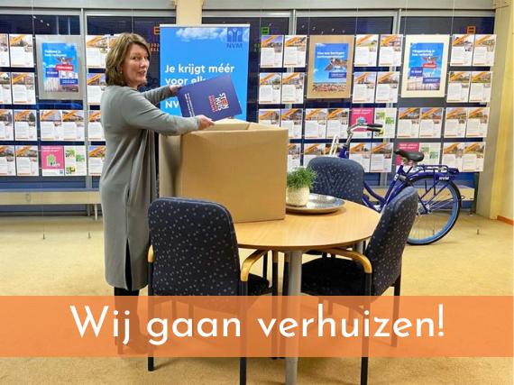Steenhuis Makelaars | Wij gaan verhuizen